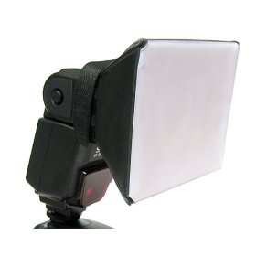 Opteka Universal Studio Soft Box Flash Diffuser