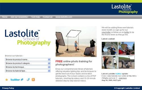 lastolite site
