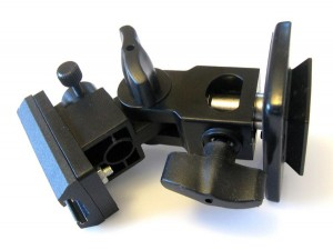 Flash holder for normal tripod-3