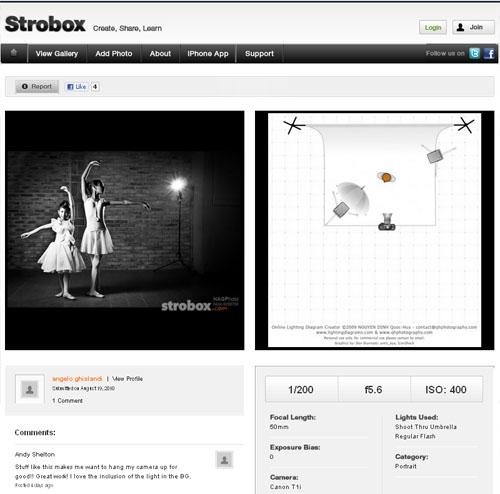 Recommended site : Strobox | DiyPhotographyStuff