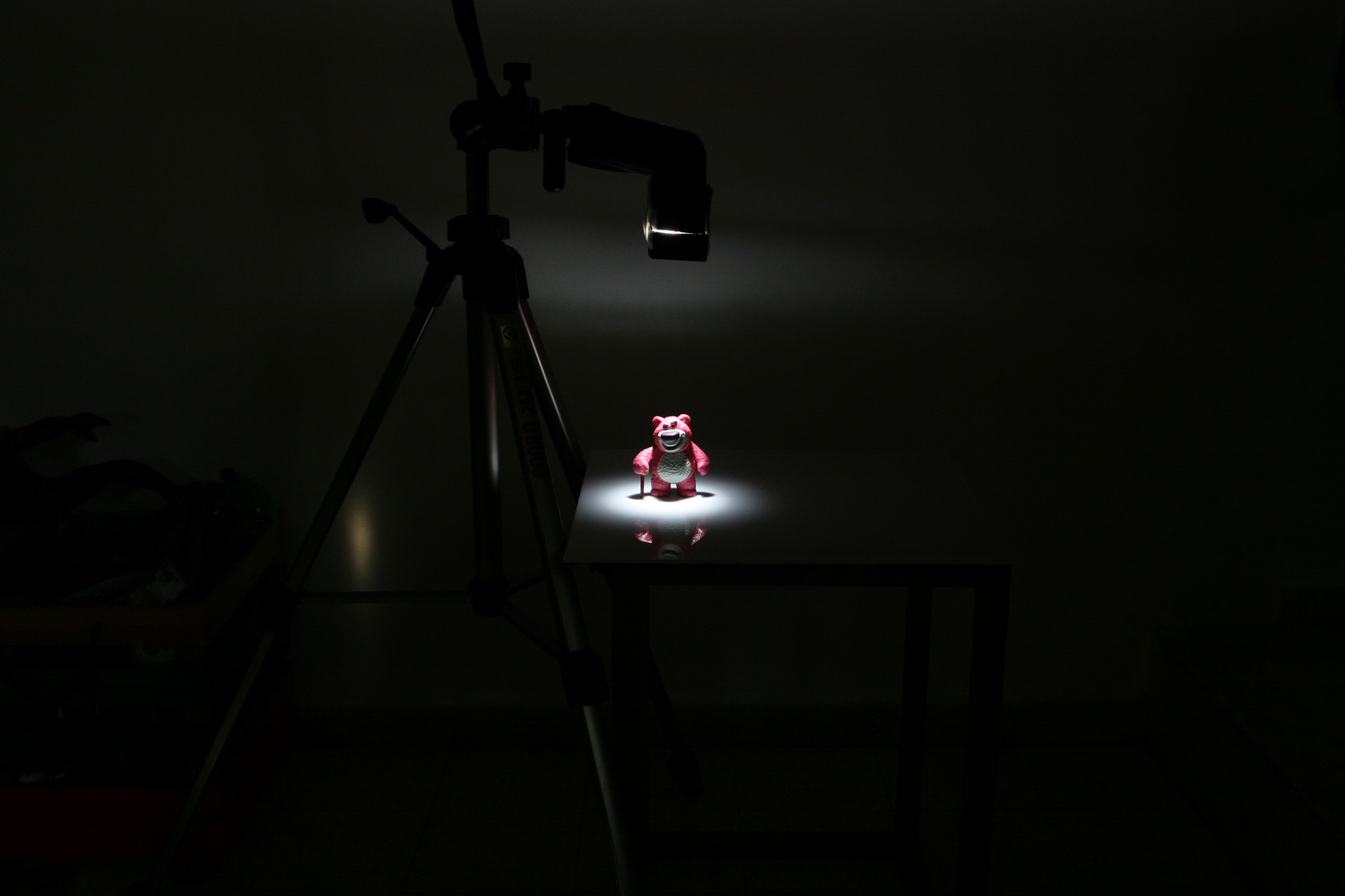 One light setup for dramatic product photography ...